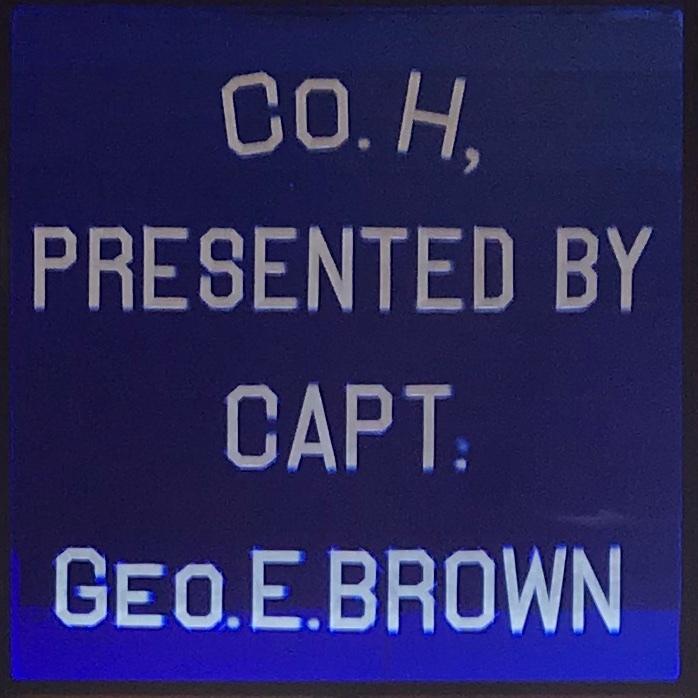 Captain George E. Brown Portland, ME