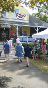 Art on the Porch - ART WALK @ Fifth Maine Museum